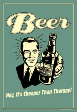 Funny Beer Quotes For Facebook Beer. funny retro. html code