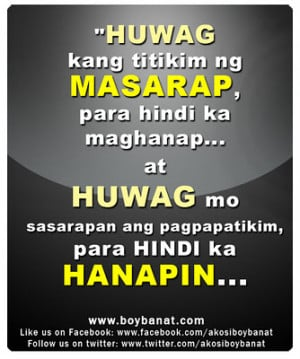 Pinoy Funny Love Quotes