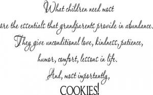 Grandparents Quotes For Facebook