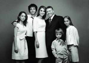 La reine Rania dépoussière la couronne de Jordanie