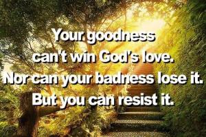 Max lucado, quotes, sayings, god, love, resist