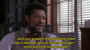 quote quotes omar epps Higher Learning Laurence Fishburne maurice ...
