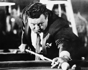 Fuck, I'se show dat Newman runt how to play pool.