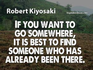 Robert Kiyosaki Learn Quotes