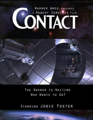 Contact #Contact movie #Contact sci fi #sci fi #Movie