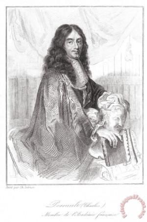 Perrault Charles 1628 1703