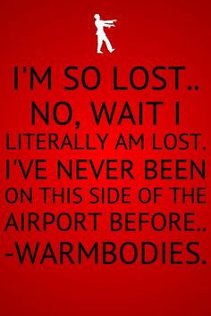 All things Warm Bodies!!!