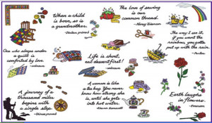 ... INSTANT DOWNLOAD - Wisdom Sayings phrases Machine Embroidery Designs