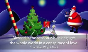 Christmas Quotes - Famous Christmas Quotations
