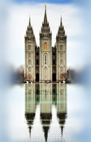 mormons wedding pictures salts lakes cities jesus christ castles lds ...