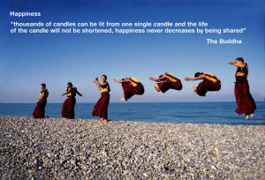 ... Quotes. You know the ones on Facebook with quotes from Rumi, Osho