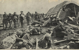 Old Photographs from the World War One