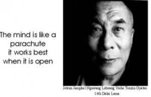Keeping an Open Mind ...