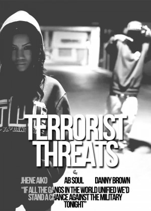 Terrorist Threats- Ab-Soul feat Danny Brown (gif)