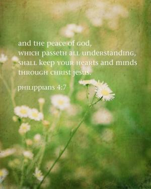 Bible Scripture Art Nature Peace by KimberosePhotography) BEAUTIFUL ...