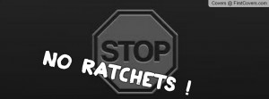 No Ratchet Girls cover