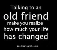Talking to an old friend... I miss you buddy and I can't believe that ...