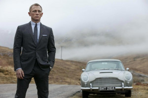 Daniel Craig & Sam Mendes Talk 'Skyfall'