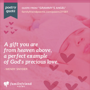 Baby Poems and Quotes