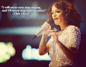 cher, cher lloyd, lloyd, quote
