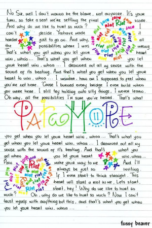 All Graphics » paramore quotes