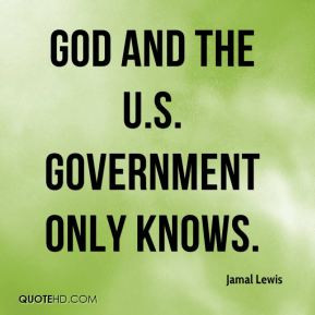 God and the U.S. government only knows.
