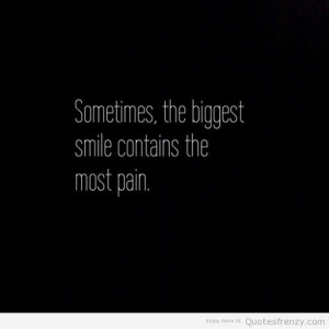 depression sadness alone Quotes
