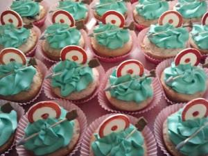 Brave birthday party cupcakes target: Birthday Parties, Brave Birthday ...