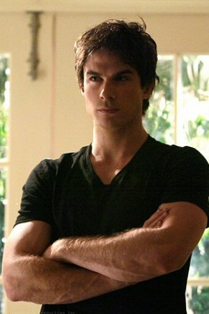 My friend and I write imagines that are related to vampire diaries! We ...