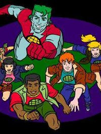 Captain Planet and the Plan...: