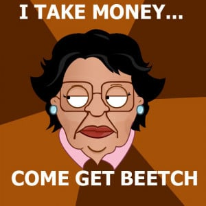 Family Guy Consuela Quotes