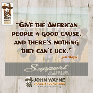 JohnWayneCancerFoundation #JohnWayneFilmFestival # ...