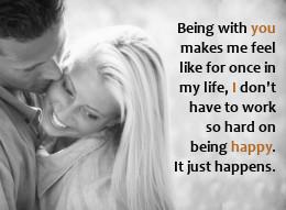 Cute Sayings for Your Boyfriend