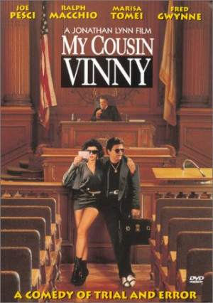 homage to my cousin vinny