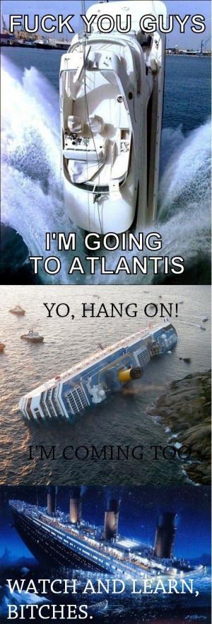 Atlantis Memes