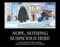 One Piece anime_ Funny Arabasta (Alabasta) Chopper_ Crocodile ...