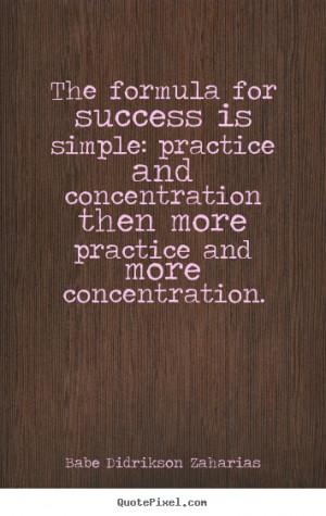 zaharias more success quotes life quotes friendship quotes ...