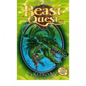 beast quest 2 sepron the sea serpent paperback includes free