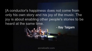 Itay Talgam: An Interview With The Leadership Maestro