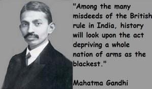 Mahatma gandhi famous quotes 4
