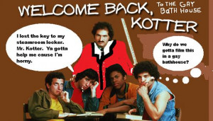 Welcome Back Kotter – REUNION!!!
