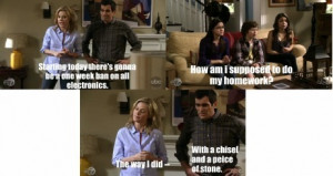 Modern Family Phil Dunphy Quotes