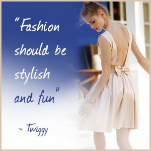 ... and fun.' Repin if you agree with this great quote from Twiggy
