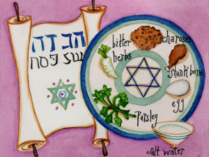 Holidays and Holy Days – Passover/Pesach (Jewish)