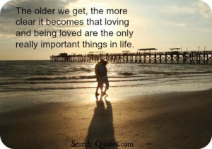 Quotes Grow Old Together