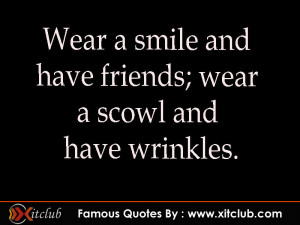 15 Most Famous Smile Quotes