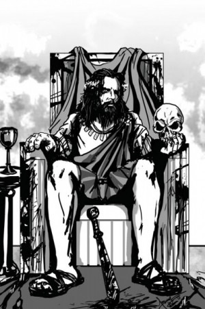 Rob Zombie for the Man vs. Art Pantheon of Awesomeness by Geo brawn IV ...