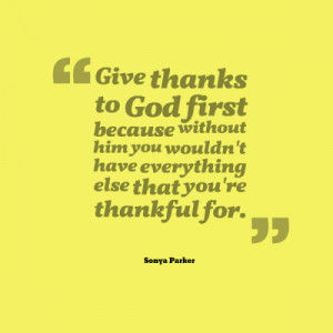 thankful quotes for parents