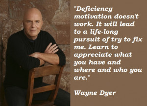 Dr. Wayne Dyer, author of the bestselling book, The Power of Intention ...