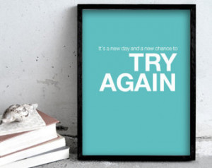 ... , large art print, large poster, wall decoration, inspirational quote